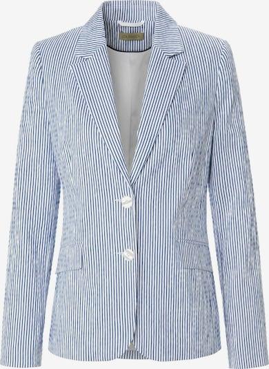 Uta Raasch Blazers in de kleur Blauw / Wit, Productweergave