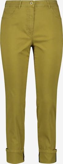 GERRY WEBER Jeans in grün, Produktansicht