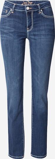 Soccx Jeans 'RO:MY' in de kleur Blauw denim, Productweergave