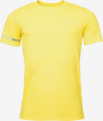 Superdry T-Shirt in gelb, Produktansicht