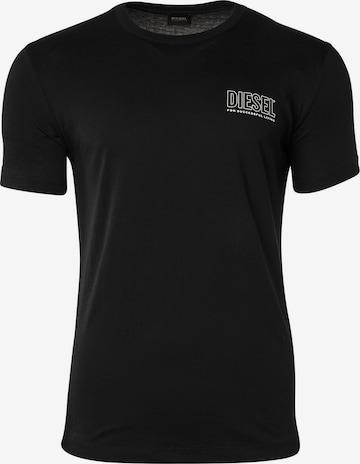 DIESEL Shirt in Schwarz
