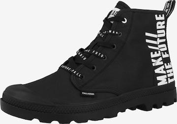 Boots 'Hi Future' Palladium en noir