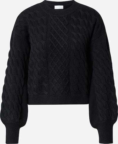 VILA Sweater 'ZURI' in Black, Item view