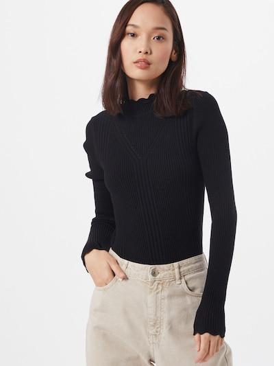 ONLY Pullover 'ONLSONIA' in schwarz, Modelansicht