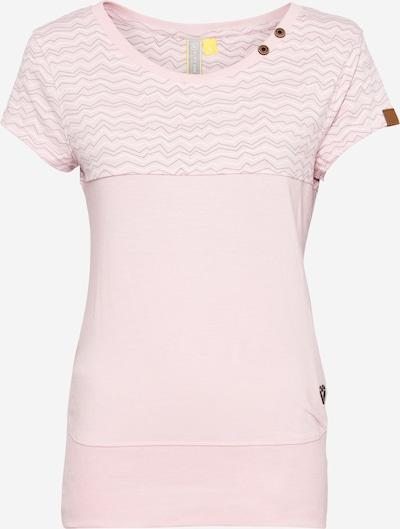 Alife and Kickin Shirt 'Cora' in Brown / Pink / White, Item view
