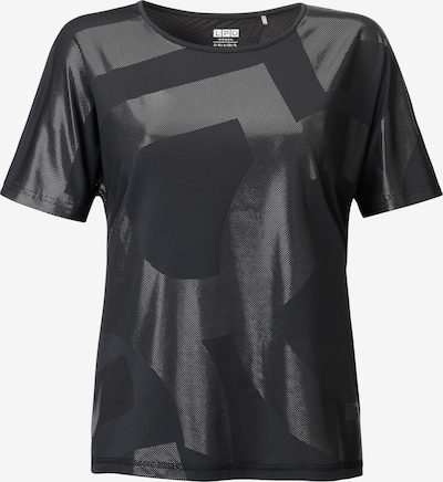 LPO Shirt in grau / schwarz, Produktansicht
