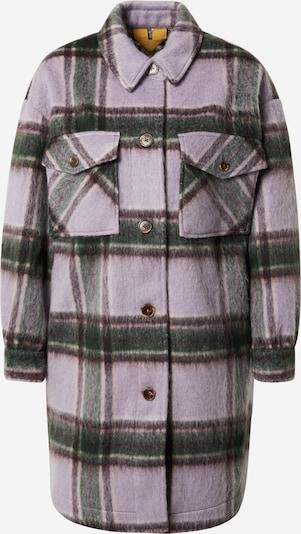 WHITE STUFF Between-Season Jacket 'Peggy' in Dark green / Aubergine / Mauve, Item view