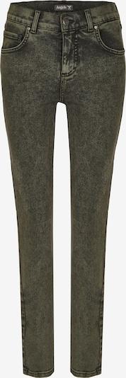Angels Jeans 'Skinny' in dunkelgrün, Produktansicht