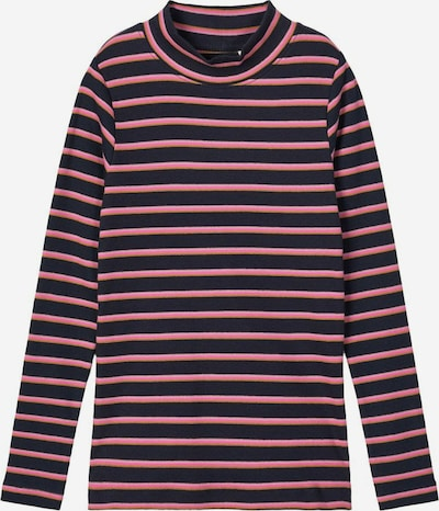 NAME IT Shirt in dunkelblau / orange / pink, Produktansicht