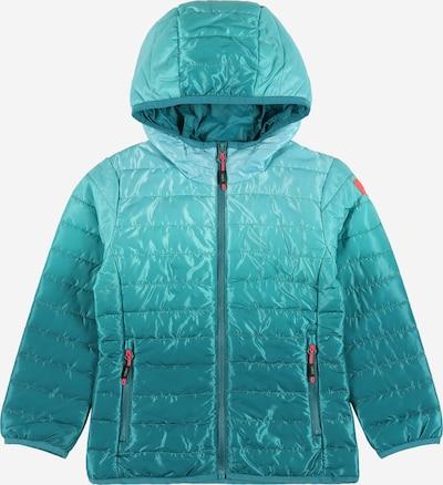 CMP Outdoorjas in de kleur Turquoise / Koraal, Productweergave