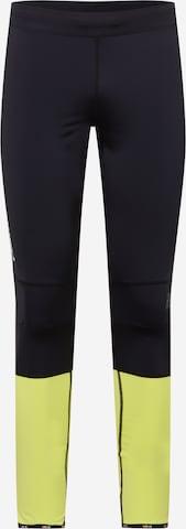 Pantaloni sport 'MUINOS' de la Rukka pe negru