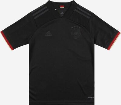 ADIDAS PERFORMANCE Functioneel shirt in de kleur Donkergrijs / Rood / Zwart, Productweergave