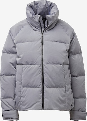 ADIDAS PERFORMANCE Outdoor Jacket in Grey