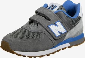 new balance Sneaker 'YV574 M' in Grau