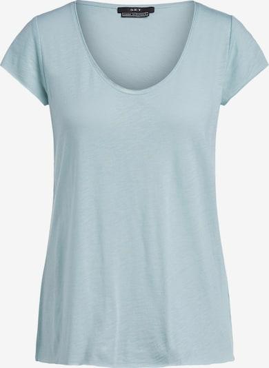SET T-shirt en menthe, Vue avec produit