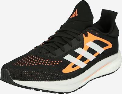 ADIDAS PERFORMANCE Zapatillas de running 'SOLAR GLIDE 3' en naranja / negro / blanco, Vista del producto