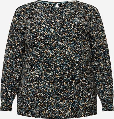 Esprit Curves Blus i blandade färger / svart, Produktvy