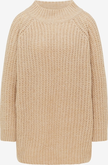 MYMO Oversized Sweater in Sand, Item view
