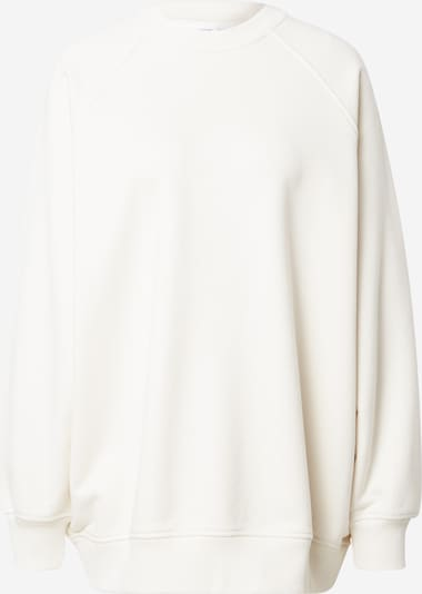 Megztinis be užsegimo 'Undyed' iš Samsoe Samsoe, spalva – balta, Prekių apžvalga
