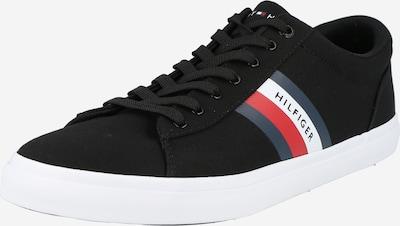 Sneaker low TOMMY HILFIGER pe navy / roșu / negru / alb, Vizualizare produs