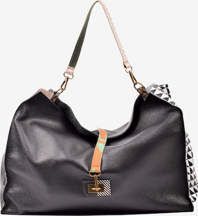 ebarrito Shopper 'SPIN THE WHEEL BAG' in schwarz, Produktansicht