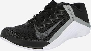 NIKE Sportschuh 'Nike Metcon 6' in Schwarz
