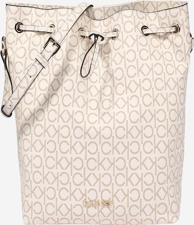 Calvin Klein Bolso saco 'Mono' en beige / arena, Vista del producto