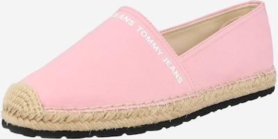 Tommy Jeans Espadrilles in hellpink / weiß, Produktansicht