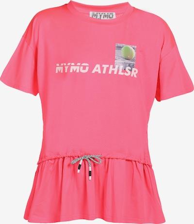 myMo ATHLSR Shirt in neonpink, Produktansicht