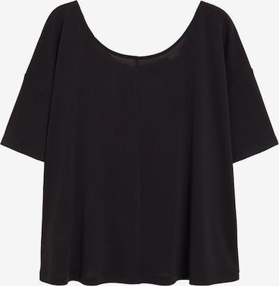 VIOLETA by Mango Koszulka 'Cupry' w kolorze czarnym, Podgląd produktu