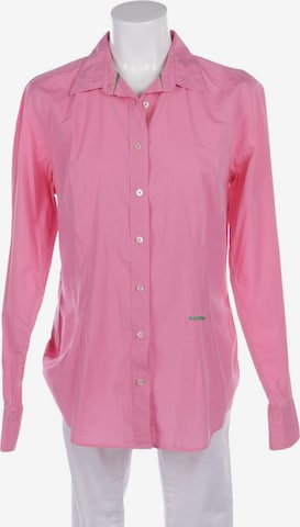 0039 Italy Blouse & Tunic in M in Pink