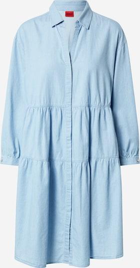 Rochie tip bluză 'Egy' HUGO pe albastru deschis, Vizualizare produs