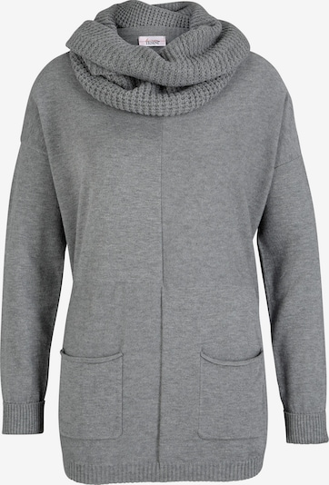 Megztinis iš heine , spalva - pilka, Prekių apžvalga