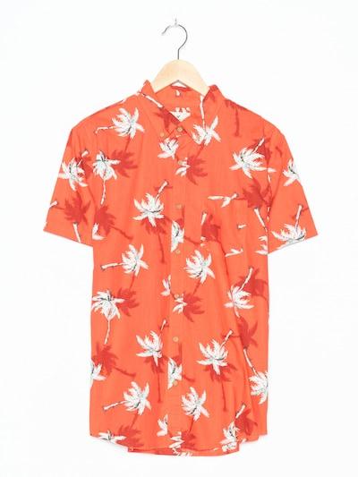 American Eagle Hawaiihemd in L in feuerrot, Produktansicht