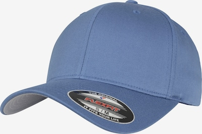 Flexfit Cap in blau, Produktansicht