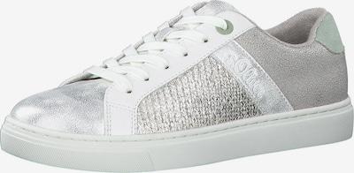 Sneaker low s.Oliver pe argintiu, Vizualizare produs