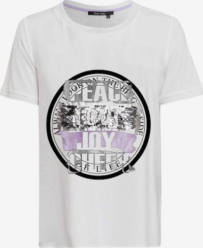 MARC AUREL Shirt in weiß, Produktansicht