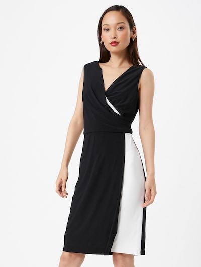 Lauren Ralph Lauren Kleid 'MARIBELLA' in schwarz / weiß, Modelansicht