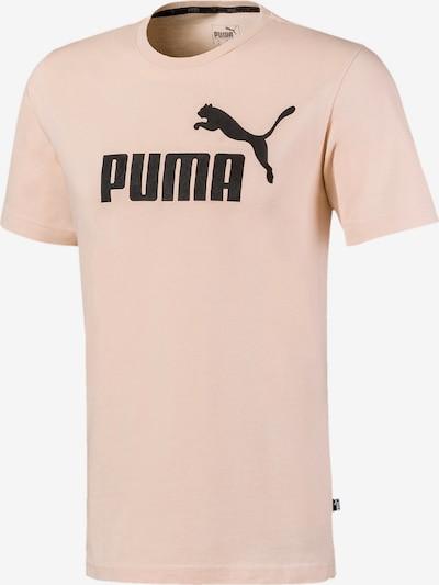 PUMA Puma PUMA HERREN T-SHIRT CAT LOGO - BAUMWOLLE STRETCH S M L XL 2XL 3XL 4XL - FARBWAHL in pfirsich, Produktansicht