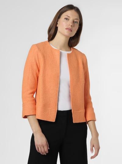 OPUS Blazers in de kleur Sinaasappel, Modelweergave