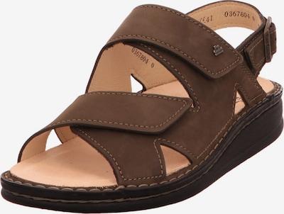Finn Comfort Sandale in braun, Produktansicht