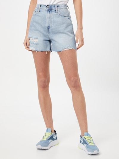 Calvin Klein Jeans Дънки в светлосиньо, Преглед на модела