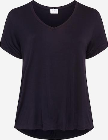 Cotton On Curve Shirt 'KARLY' in Schwarz