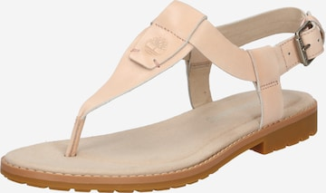 TIMBERLAND Sandals 'Chicago Riverside' in Pink