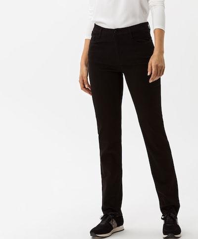 BRAX Hose 'Mary' in schwarz, Modelansicht