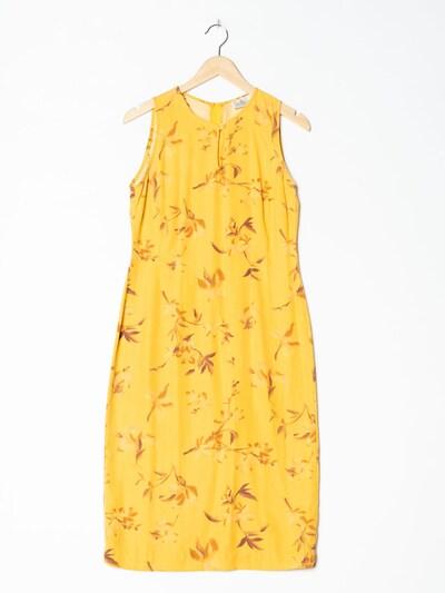 Camaïeu Kleid in M in senf, Produktansicht