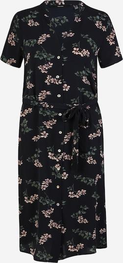 Vero Moda Petite Kleid 'SAGA' in nachtblau / dunkelgrün / rosa, Produktansicht