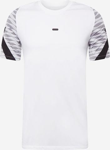 NIKE Funktsionaalne särk, värv valge