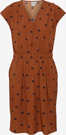 ICHI Summer Dress 'IHBRUCE' in Brown, Item view