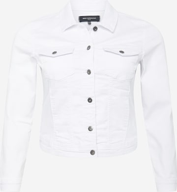 ONLY Carmakoma Between-Season Jacket 'WESPA' in White